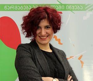 Salome Khvedelidze